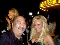 Bridget Marquardt & Michael. Playboy Playmate and star of The Girls Next Door.