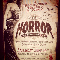 Los Angeles Horror Show 6/14/14